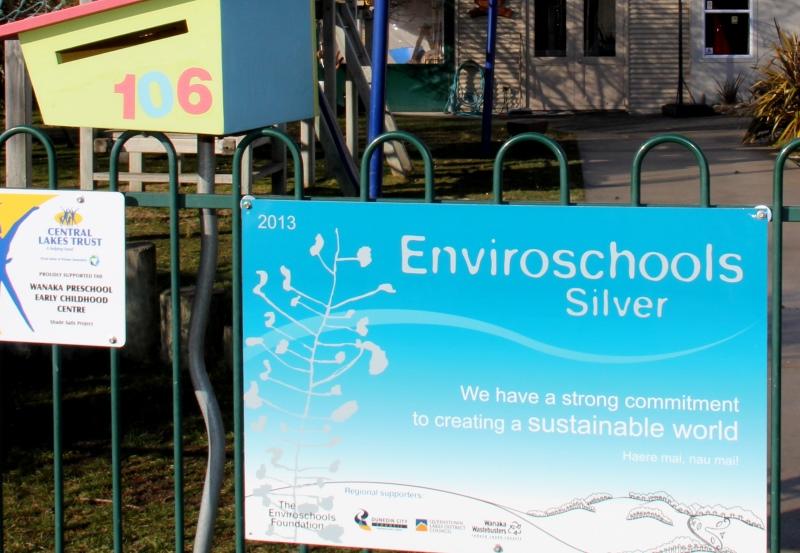 Enviroschools Silver